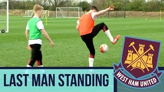 Download Last Man Standing: West Ham Academy - Panna Challenge Video