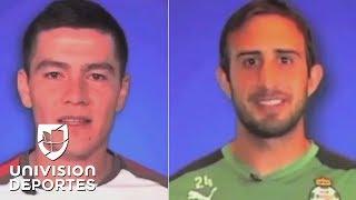 Download Antes de jugar en Copa MX, Chivas y Santos se vieron las caras en el desafío del 'Basta' Video