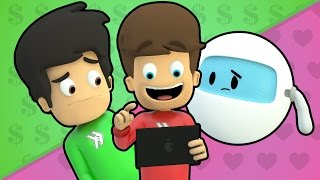 Download LOVE APPTUALLY! (Super Smosh #22) Video