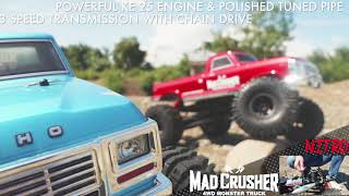 Download KYOSHO Mad Crusher EP&GP Video