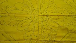 Download Nakshi Katha design নাকশী কাঁথার ডিজাইন বাংলাদেশী Video