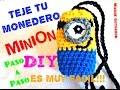 Download MINION Monedero !!! - Super Facil y Divertido!!! CROCHET TEJIDO Video