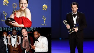 Download Emmy Awards 2018: Winners and biggest moments Video