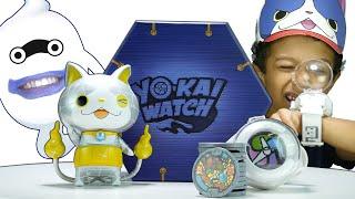 Download YO-KAI Watch RARE Jewelnyan Medals + Dianyan JIBANYAN Toy + Real Life Whisper ✳ TottyChoCho Video