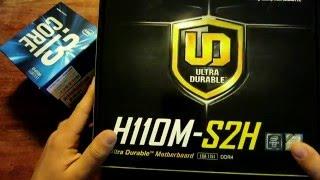 Download Montar um Computador Passo a Passo - Socket 1151+DDR4 - AlexioFernandesTV Video
