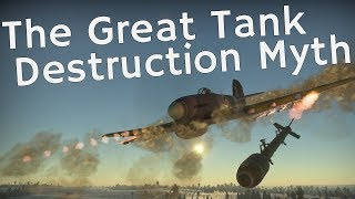 Download ⚜ | The Great Tank Destruction Myth ft. The Chieftain Video