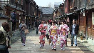 Download 【Ishikawa】金沢観光 Kanazawa Sightseeing Video