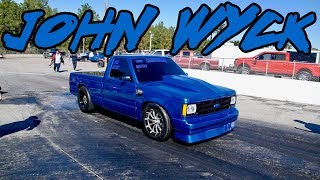 Download ONE OF THE ALL AROUND NICEST NITROUS S10s YOU'LL SEE!! JOHN WYCK NITROUS S10 Video