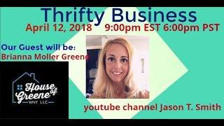 Download Thrifty Business Season 5 #18 Brianna Moeller Ebay, Amazon, Walmart, Jet Seller Extraordinaire Video