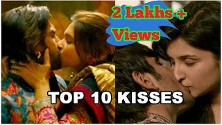 Download Top 10 kiss collection: Bollywood best kisses Video