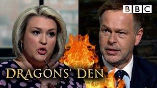 Download Epic bidding war breaks out in the Den 💷   Dragons' Den - BBC Video