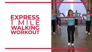 Download Express 1 Mile Walking Workout   Leslie Sansone's Walk At Home Video