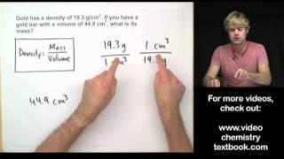 Download Density Practice Problems Video