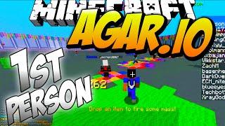 Download FIRST PERSON AGARIO IN MINECRAFT #1 with Vikkstar (Minecraft Agar.io) Video