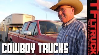 Download What Trucks Do Real Cowboys Drive? Video