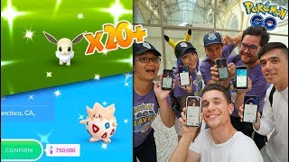 Download THE #1 POKÉMON GO EVENT YET! BREAKING RECORDS AND PHONES! Video