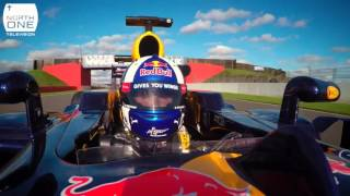 Download Guy Martin vs David Coulthard at Silverstone - Speed F1 Special Video