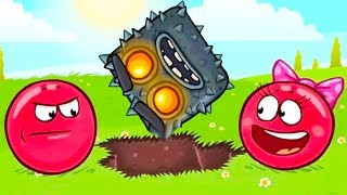 Download RED BALL 4 Volume 5 ″ INTO THE CAVE ″ New update all Levels - Walkthrough 6 All Boss Video