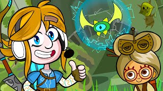 Download Zelda: Breath of the Wild Animation! (ZackScottGames Animated) Video