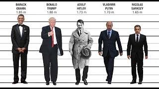 Download Mira cuánto miden los presidentes de cada país, por eso todos se burlan de Peña Nieto Video