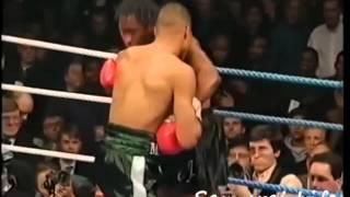 Download Nigel Benn vs Gerald McClellan | WBC World Super-Middleweight Title UK vs USA Epic Fight Brutal Video