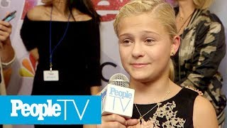 Download 'AGT' Winner Darci Lynne Farmer On Angelica Hale's Support, Simon Cowell On Her Win | PeopleTV Video
