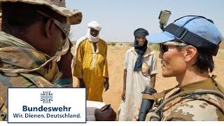 Download Die Gefahr im Nacken - Die Patrouille im Mali-Einsatz - Bundeswehr Video