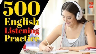 Download 500 Practice English Listening 😀 Learn English Useful Conversation Phrases 2 Video