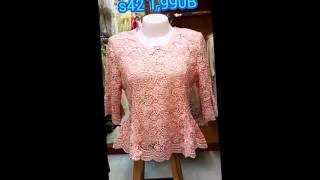 Download Chantubtim TV ตอน ร้าน ลูกไม้ไทย แบบ เสื้อลูกไม้ ผ้าอิตาลี เบอร์ 42 Video