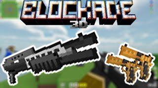 Download Blockade 3D - Gameplay with SPAS12 & GOLD COLTS Video
