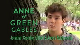 Download Jonathan Crombie: Gilbert & Anne's Relationship Video