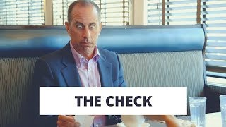 Download How Jerry Seinfeld Pays the Check Video
