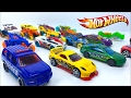 Download HOTWHEELS 5-PACKS CON POLICE PURSUIT, STREET BEASTS, FLAME FIGHTERS & COLOR SPLASH SCIENCE LAB Video