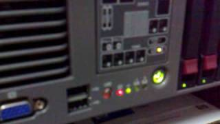 Download HP Server & Apple Server overheating after cooling failure Video