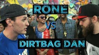 Download BOTZ2 - Rap Battle - Dirtbag Dan vs Rone Video