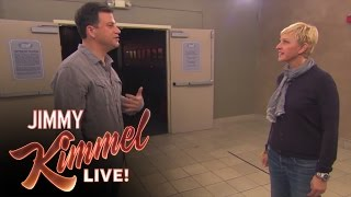 Download Jimmy Kimmel vs Ellen DeGeneres Nice Off Video