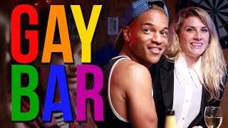 Download Gay Bar: 1st Time Vs. 101st Time Video