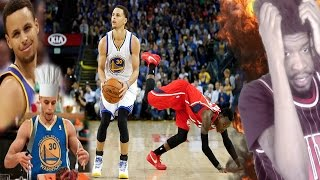 Download STEPHEN CURRY CAREER CROSSOVER & HANDLES REACTION!! Video
