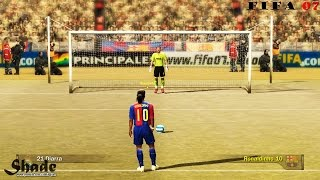 Download Penalty Kicks From FIFA 94 to 15 Video