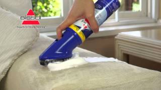 Download BISSELL CARPET AND UPHOLSTERY CLEANER Video