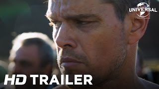 Download Jason Bourne - Official Trailer 1 (Universal Pictures) Video