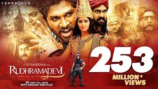 Download Rudhramadevi 2D Hindi Full HD Movie    Anushka Shetty, Allu Arjun, Rana    Gunasekhar Video