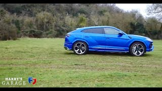 Download Lamborghini Urus off and on-road review! Video