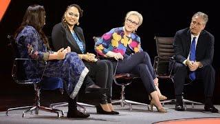 Download Meryl Streep, Ava DuVernay and Sharmeen Obaid-Chinoy talk shop Video