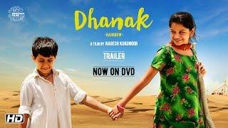 Download DHANAK: Official Trailer - NOW ON DVD | Hetal Gada, Krrish Chhabria | Nagesh Kukunoor Video