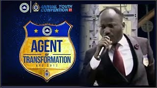Download Apostle Johnson Suleman POWERFUL Sermon @ RCCG 2017 YOUTH CONVENTION Video