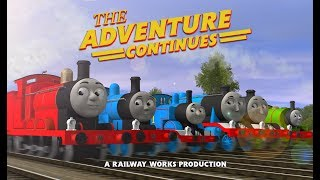 Download THE ADVENTURE CONTINUES - FULL FEATURE LENGTH SPECIAL - THOMAS & FRIENDS Video
