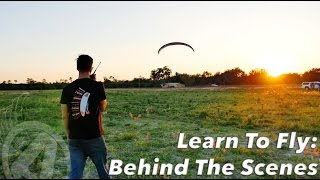 Download Paramotor Training Behind The Scenes With Aviator PPG Video