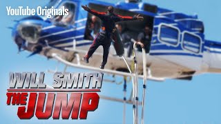 Download Will Smith Bungee Jumps Out of a Helicopter! Video