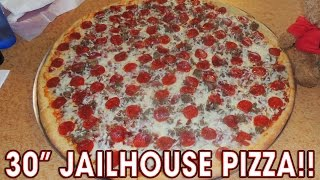 Download UNDEFEATED 30″ JAILHOUSE PIZZA CHALLENGE!! Video